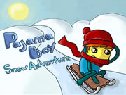 Pajama Boy: Snow Adventure
