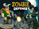 Zombie Defense Game