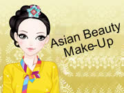 Asian Beauty Make-Up