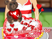 Cooking Cake for Kisses