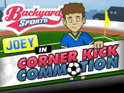 Corner Kick Commotion