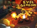 Evil Geddon Spooky Max