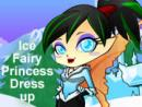 Ice Fairy Princess Dressup