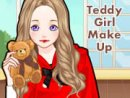 Teddy Girl Make Up
