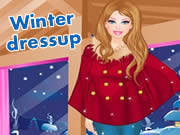 Winter dressup