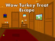 Wow Turkey Treat Escape