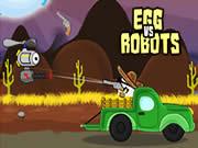 Eggs vs Robots