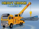 Heavy Crane Parking