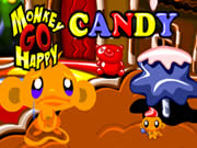 Monkey Go Happy - Candy