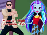 Monster High Gangnam Style