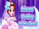 Princess Wedding On The Clouds