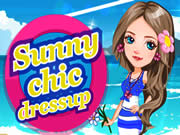 Sunny Chic Dressup