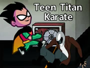 Teen Titan Karate