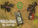 World of Tanks the Crayfish