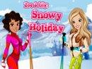 Zoe & Lily: Snowy Holiday