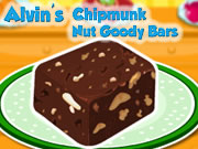Alvin's Chipmunk Goody Bar