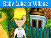 Baby Luke at Village