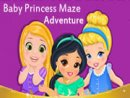 Baby Princess Maze Adventure