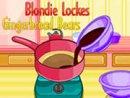 Blondie's Lockes Gingerbread Bears