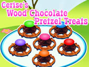 Cerise's Wood Chocolate Pretzel Treats
