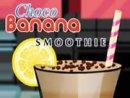 Choco Banana Smoothie