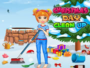 Christmas Day Clean Up