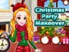 Christmas Party Makeover