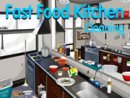 Fast Food Kitchen Cleaning