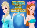 Frozen Elsa's Make Up Look