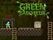 Green Saboteur