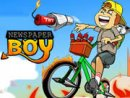 Newspaper Boy Saga