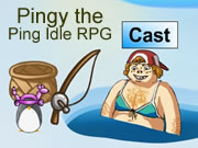 Pingy the Ping Idle RPG