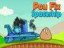 Pou Fix Spaceship