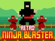 Retro Ninja Blaster
