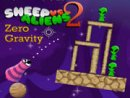 Sheep vs Aliens 2 Zero Gravity