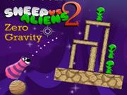Sheep vs Aliens 2 Zero Gravity