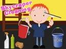 Skycraper Cleaning