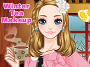 Winter Tea Makeup