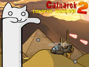 Catnarok Longcat Rampage 2