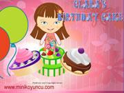 Clara's Birthday Cake