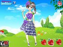 Cute Fruit Doll Dress Up