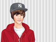Cute Justin Bieber Dress Up