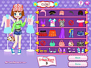 Dream Date Dress Up Girl's Style