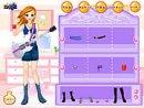 Guitar Girl Dressup