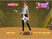 Guitarist Girl 2
