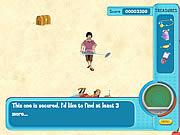 Hannah Montana Oliver's Treasure Hunt