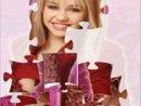 Hannah Montana Puzzle 1