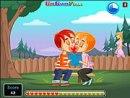 Hiding n Kissing
