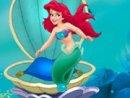 little mermaid ariel water ballet