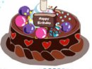 Make Fruits Cake